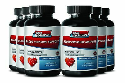Olive Leaf Extract - Blood Pressure Support 820mg - Help Blood Pressure  6B