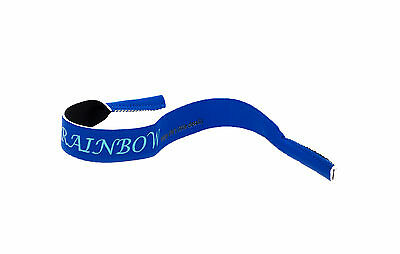 SUNGLASSES NEOPRENE CORD STRAP/EYEWEAR RETAINER/FLOATING/RR01 Blue