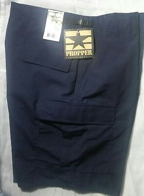 Propper Poly / Cotton Ripstop BDU Shorts (Btn Fly) Public Safety Casual Short L