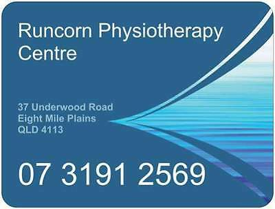 Runcorn Physiotherapy Centre Sports Physio Clinic Macgregor Robertson Calamvale