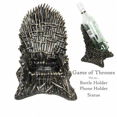 1 x Game of Thrones Chair Iron Throne Mythical GOT Best Seller