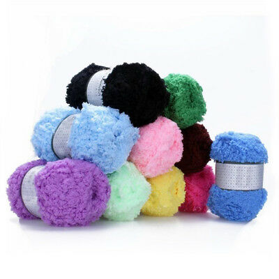 Baby Warm Chenille Knitting Wool Craft For Towel Coat Sweater Diy Tool Latest