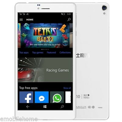 """CUBE WP10 6.98"""" 4g SMARTPHONE Win10 Quad Core 1.3ghzGHz 2g + 16gb 5.0mp IPS WIFI"""
