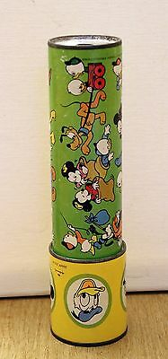 Vintage Mickey Mouse & Donald Duck Disney Kaleidoscope