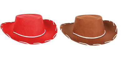Toy Story Cowboy Woody Or Jessie Cowgirl Hat Toystory Kids Costume Hat