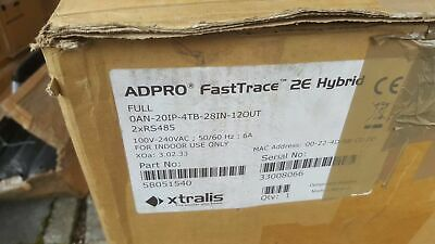 Adpro - Recording - NVR - FastTrace 2E 58051540 Netzwerk Video Rekorder, 4TB,