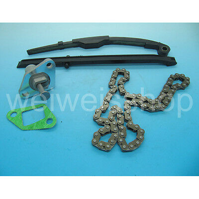 Cam Chain Tensioner Kits rubber guide Cam chain Gy6 50cc 80cc QMB139 direct bike
