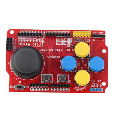 Analog Button FR4 Expansion Board Game Development Module for DIY Projects