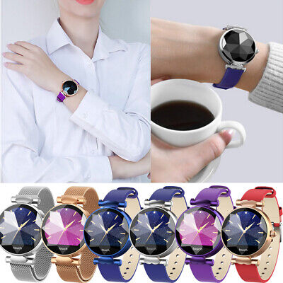 Bluetooth Waterproof Smart Wrist Watch Bracelet For IOS Apple Android Samsung LG