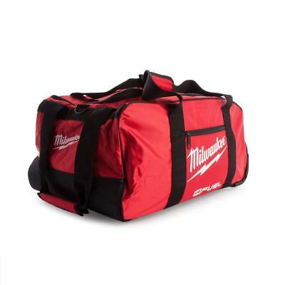 Milwaukee M18 Large Fuel Tool Contractors Utility Carry Wheeled Mobile Case Bag
