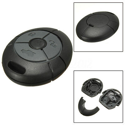 3 BNT Remote Key Fob Case Shell + Rubber button pad For MG Rover 25 35 ZT ZR ZS