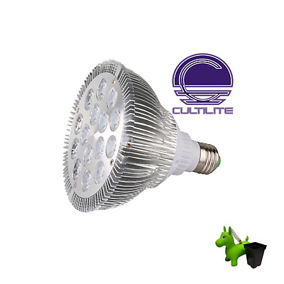Cultilite LED Spot 15W Blüte Bloom Pflanzenlampe Grow Blütephase Booster