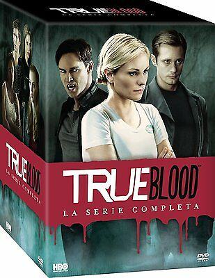 True Blood: La Serie Completa (33 DVD) - ITALIANO ORIGINALE SIGILLATO -