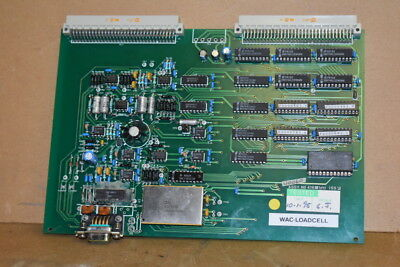 PCB, Control card, 416153 ISS A, Loma