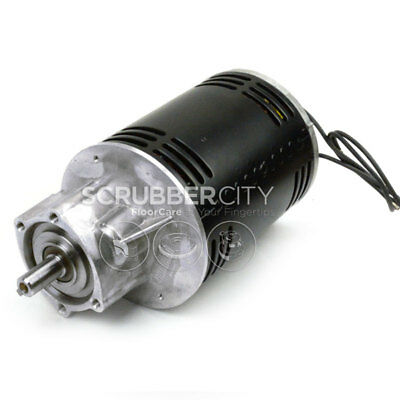 Complete Brush Drive Motor 24V 200RPM .75 HP Fits Tennant  T3, T2, T3/T3+, T2