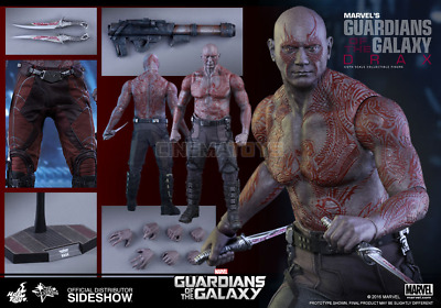 MARVEL Drax the Destroyer Sixth Scale Figure Hot Toys Guardians Galaxy Sideshow