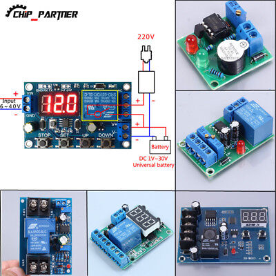 Under Voltage Over Voltage Protection Module Automatic Charging Controll Module