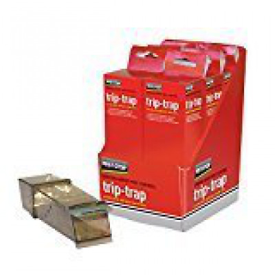 Pest-Stop Trip-trap Boxed Lot (simple) P Pack of 2 multicolore