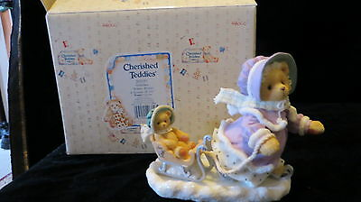 Cherished Teddies Collectable Bears By Enesco Gretchen 203351