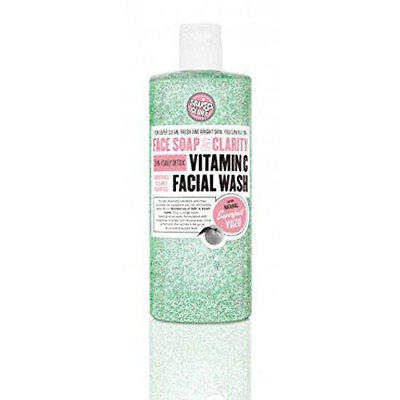 Soap And Glory Face Soap And Clarity 3-in-1 Daily Detox Vitamin C Facial Wash 35