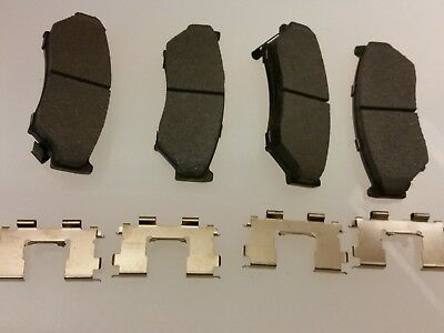 Centric Front Posi-Quiet Ceramic Brake Pads 1Set For 2013-2015 Cadillac ATS