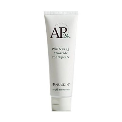 Authentic Nuskin Nu Skin Ap24 Whitening Fluoride Toothpaste - 4oz
