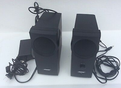 Used  Bose Companion 2 Series I Multimedia / Computer Speakers Bose Sound