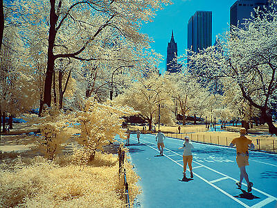 Olympus OM-D E-M5 Mk II Mark 2 590nm IR infrared SUPER COLOR converted camera