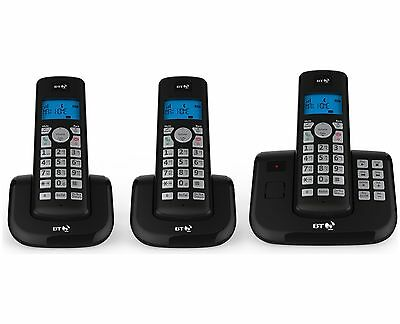 BT 3560 Cordless Telephone with Answer Machine - Triple.