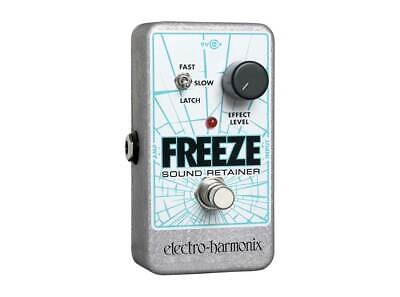 Electro-Harmonix Freeze Infinite Sustain Pedal EFFECTS - NEW - PERFECT CIRCUIT