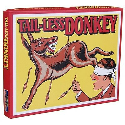 Retro Range Toys & Games: Tail-Less Donkey