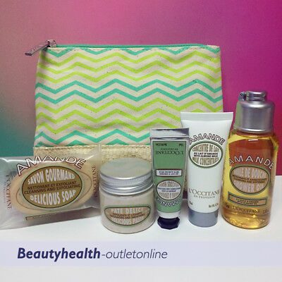 NEW L'Occitane Almond Discovery Collection Natural Delight Best Seller Free Post
