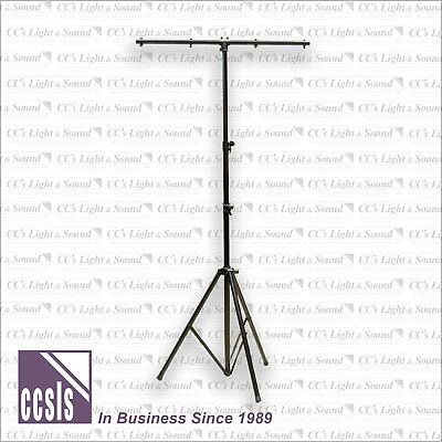 BravoPro LS009 3-Section Lighting Stand with T-Bar