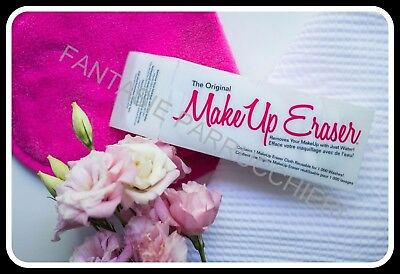 Make Up Eraser The Original White Panno Struccante Lavabile Fino A 1000 Volte