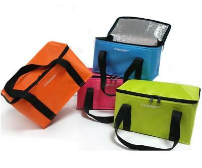 Cheap 6 Cans Lunch Bag Insulated Thermos Baby Bottle Bag Cooler Picnic Holder