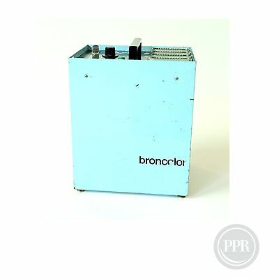 Broncolor 304 1600ws Professional Studio Lighting Power Pack *PARTS OR PROP*