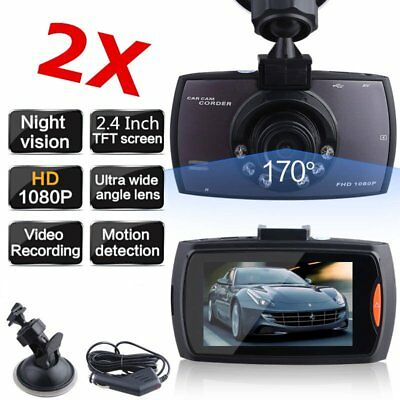 HD 1080P Auto Kamera KFZ Camcorder Unfallkamera Video Registrator DVR DASHCAM RA
