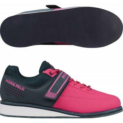 More Mile More Lift 4 Ladies Womens Weight Lifting / Cross Fit Shoes