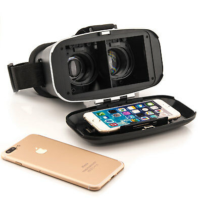 Virtual Reality 3D-Brille für Apple iPhone 8 Plus iPhone 7 VR Headset Video Game