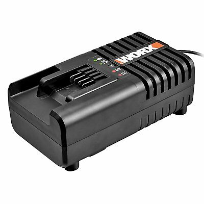 WORX WA3860 20 V Lithium Battery Fast Charger 3 Pin U.K plug