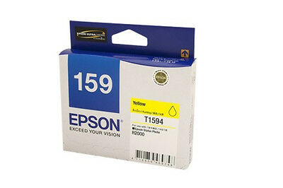 NEW Epson 159 Yellow ink cartridge Free Shipping