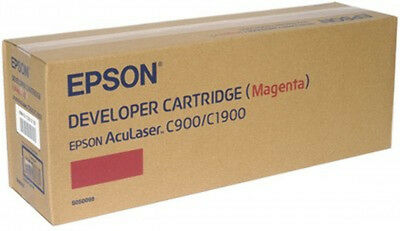 NEW Epson AL-C900/1900 Developer Cartridge Magenta 4.5k Free Shipping