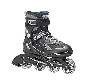 Bladerunner Pro 80 M-Black/Blue Size 11. From the Official Argos Shop on ebay