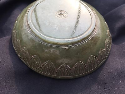 Antique Mughal jade bowl of 17th century museum Pcs