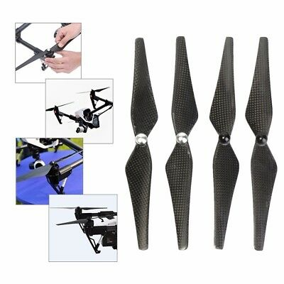 4Pcs Carbon Fiber 9450 Propellers Self-Locking Blades For DJI Phantom 2 3