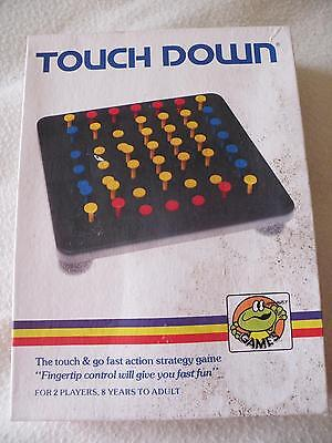 Touch Down Vintage Game - 2 Players - Rare - Invicta/Murfett