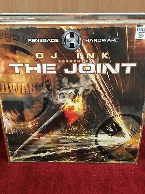 """DJ Ink - The Joint 2x12"""" LP Renegade Hardware"""
