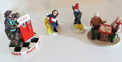 Lot Of 4 Coca Cola Collectibles