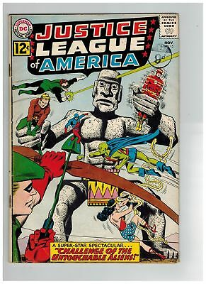 Justice League of America (1960) #  15 (4.0-VG) (196680)