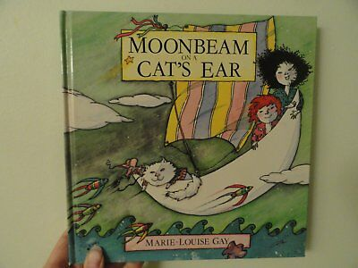 Moonbeam on a Cat's Ear Picture Book